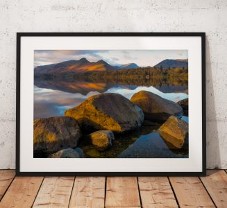 Northern Wild Derwentwater Rocks