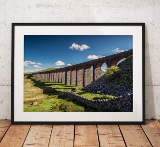 Ribblehead Viaduct Yorkshire Dale